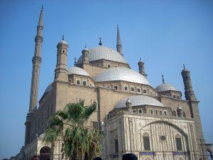 La moschea di Muhammad Ali presso la Cittadella di Saladino, Il Cairo, Egitto