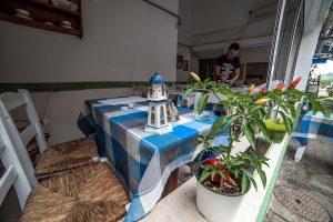 Ristorante tipico a Skiathos Town