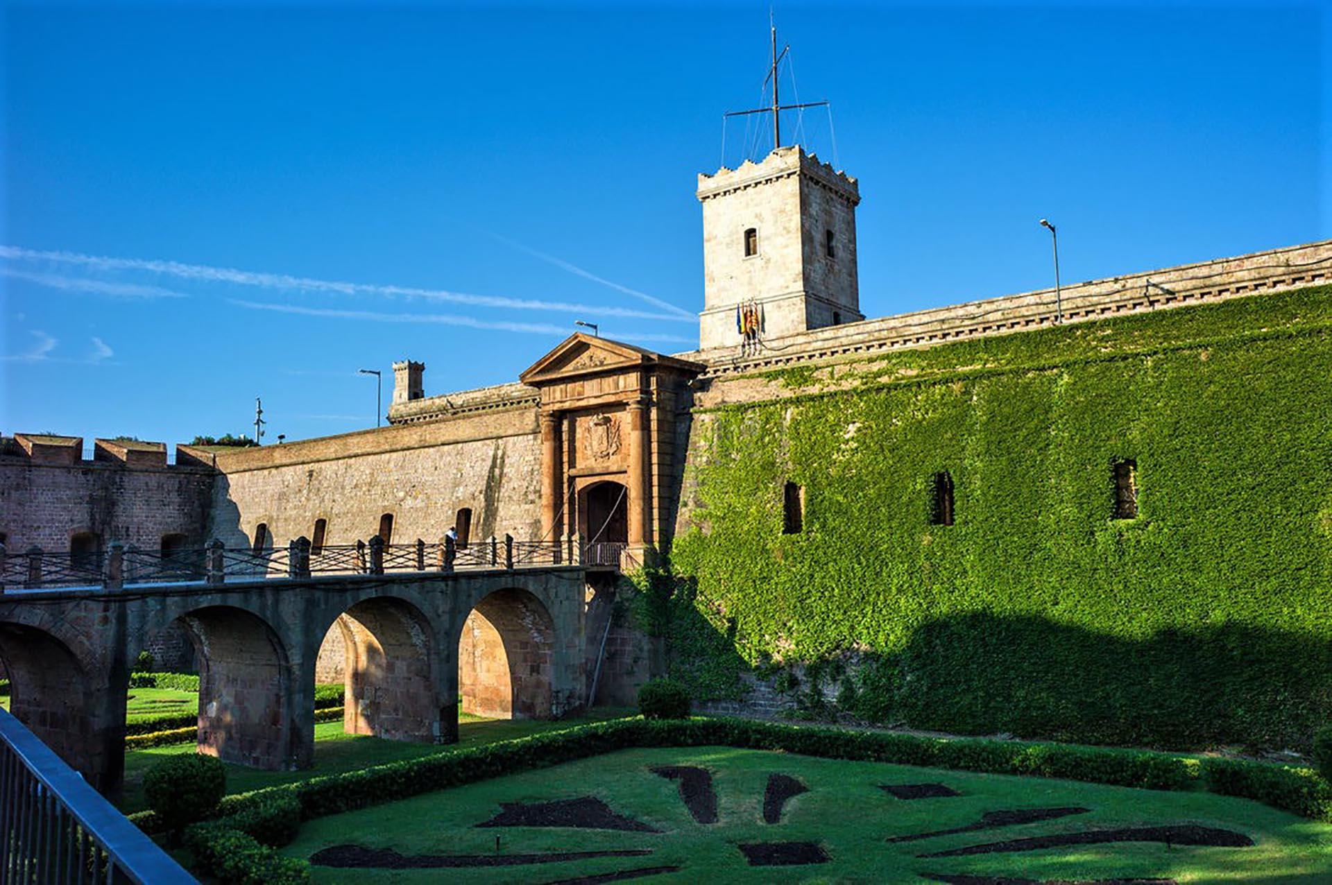 Castello di Montjuïc - Foto Alessandro Grussu (Flickr)