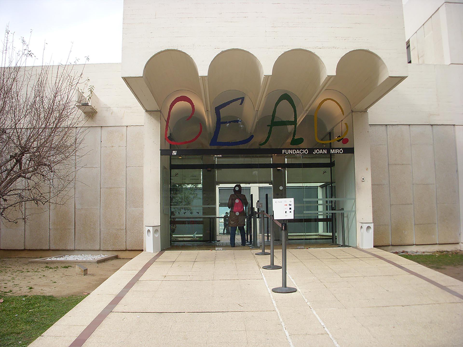 Fondació Miró, Barcellona