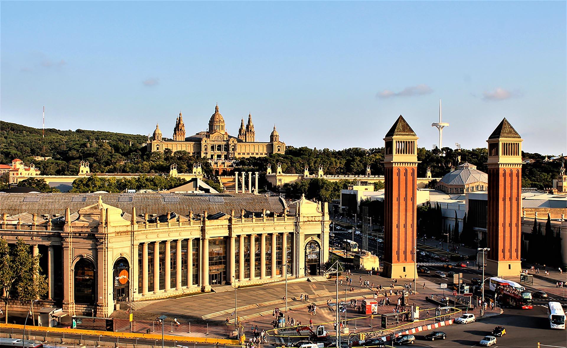 Plaça d'Espanya, Barcellona
