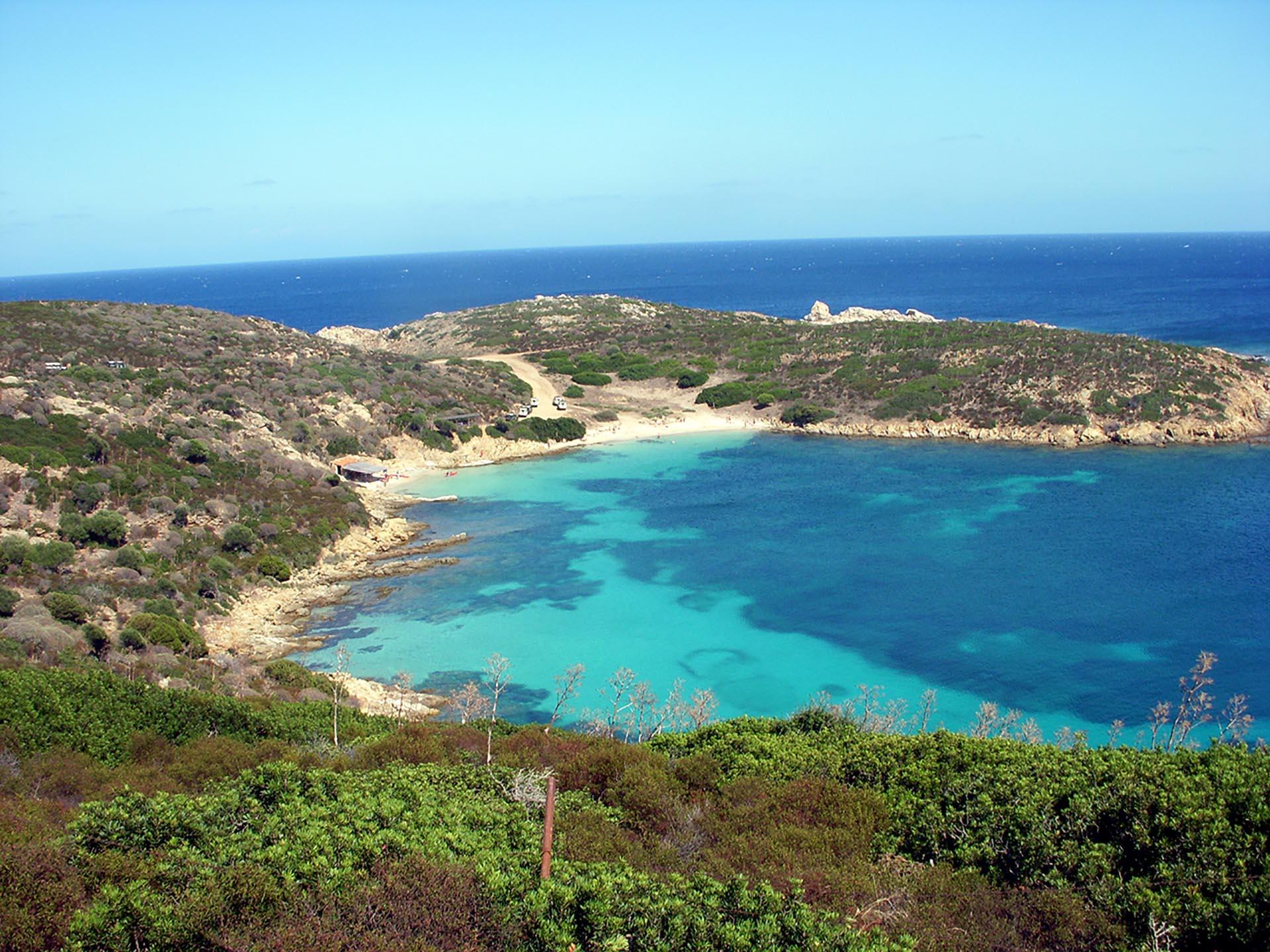 Cala Sabina, Isola dell'Asinara, Sardegna
