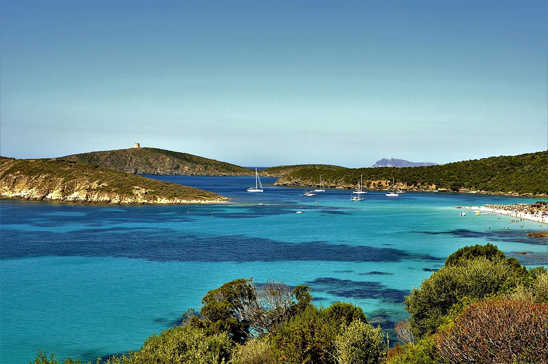 Spiaggia di Tuerredda, Sardegna
