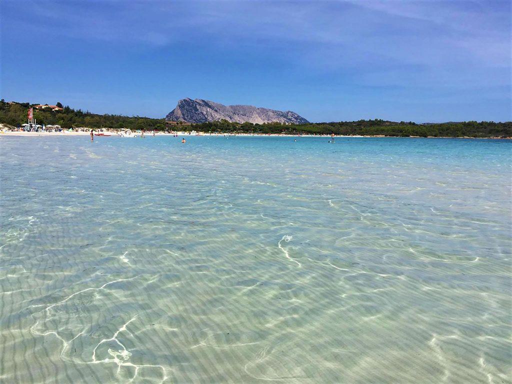 La Cinta, Sardegna