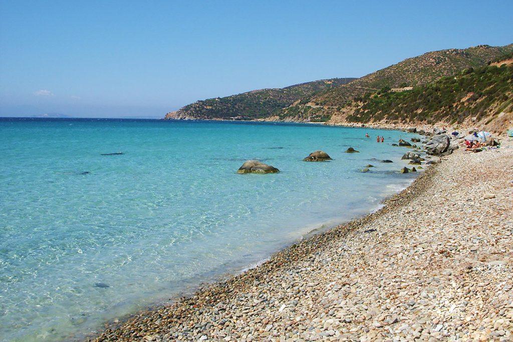 Mari Pintau, Sardegna