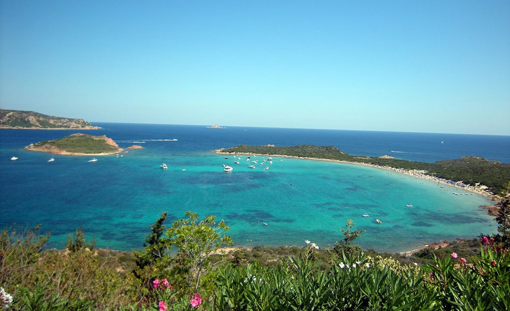 Spiaggia di Capo Coda Cavallo, Sardegna