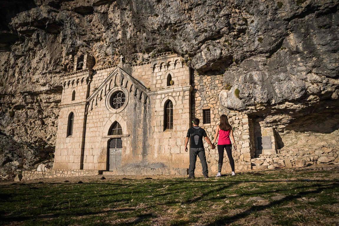 Eremo di San Michele - Parco dei Monti Aurunci