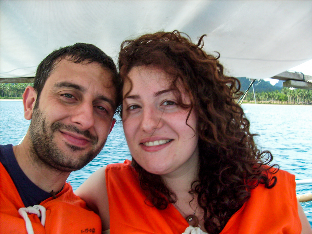Carmen, Giuliano e la loro missione - aiutare il prossimo