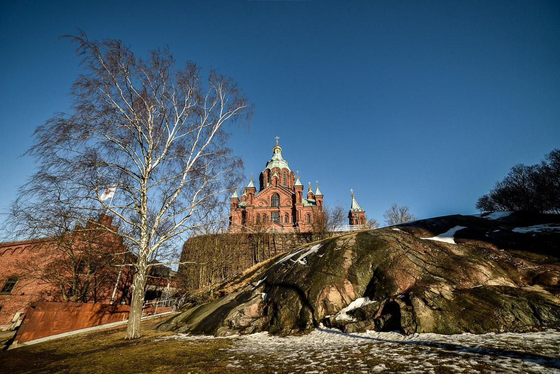 La Cattedrale Ortodossa Uspenski
