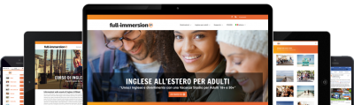 Full-immersion, corsi di inglese per adulti all'estero