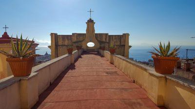Casa Tolentino - una finestra sul Golfo di Napoli