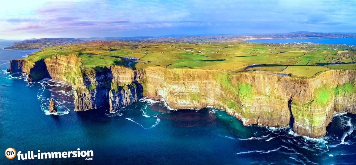 Irlanda -Full-immersion