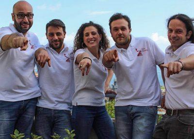 I ragazzi di Casa Tolentino (Foto presa dalla fanpage Casa Tolentino)