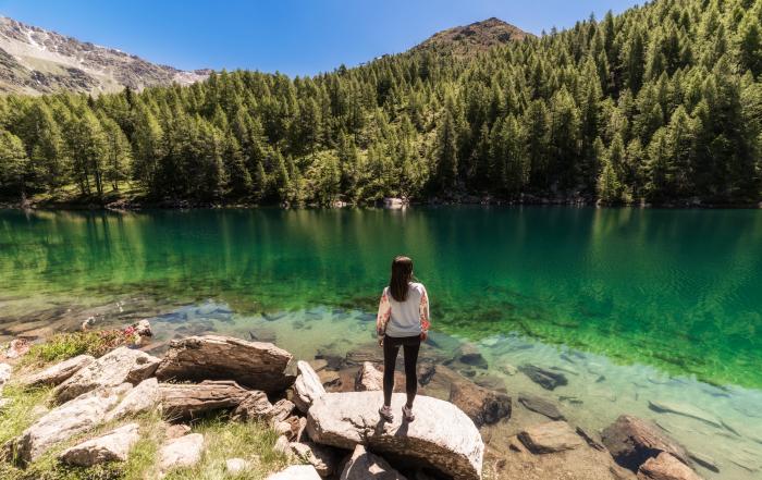 Il Lago Azzurro