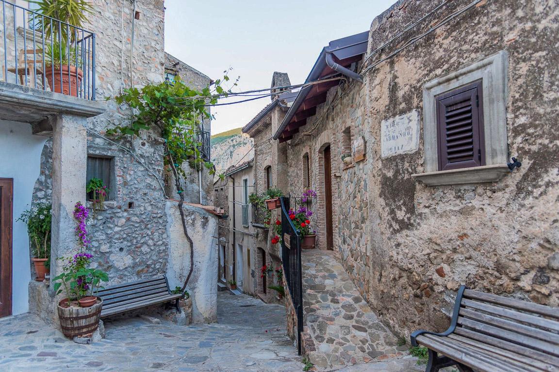 I vicoli di Civita
