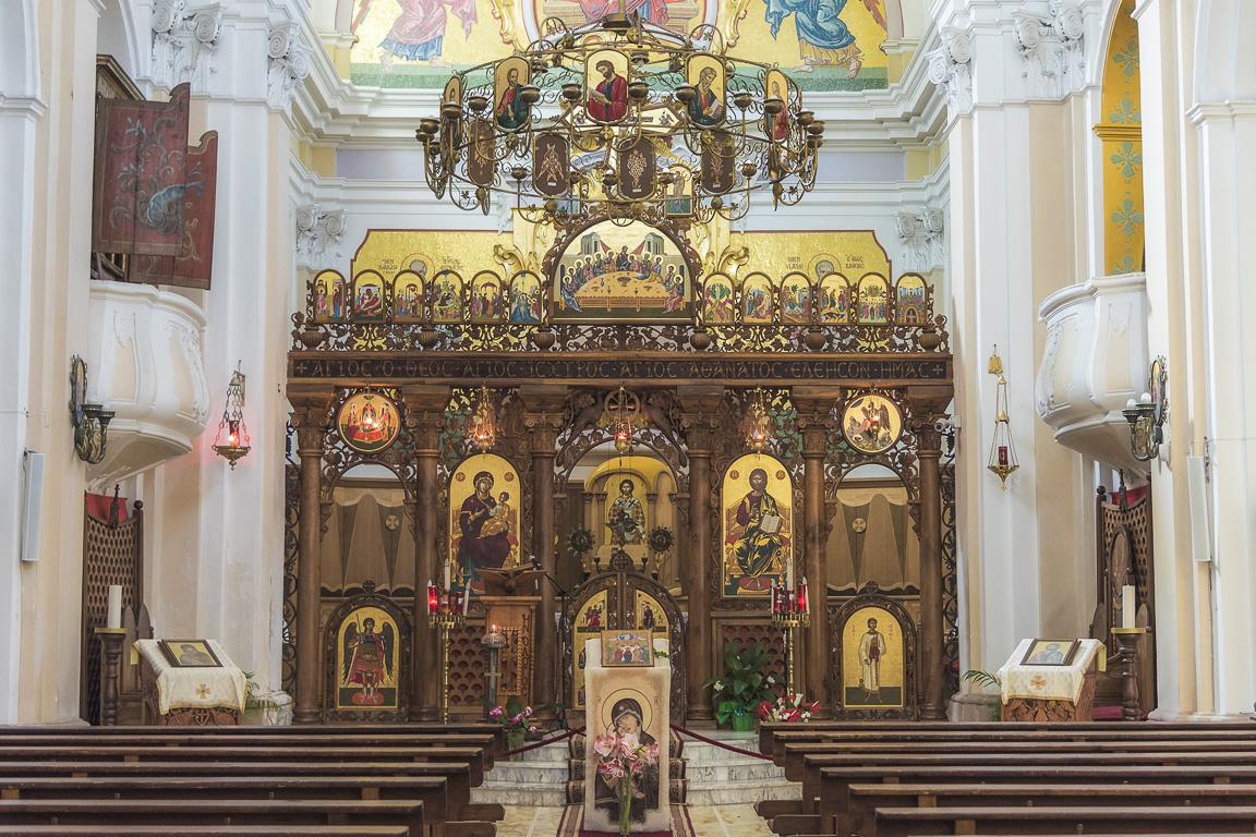 Iconostasi della Chiesa di Santa Maria Assunta di Civita