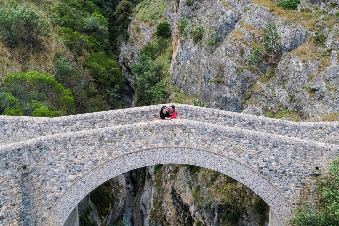 Ponte del Diavolo, Civita