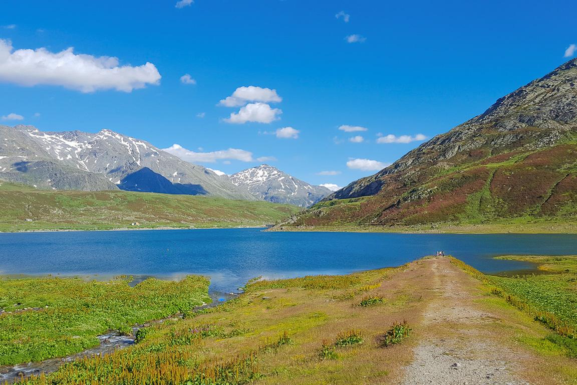 Valchiavenna: Lago dello Spluga