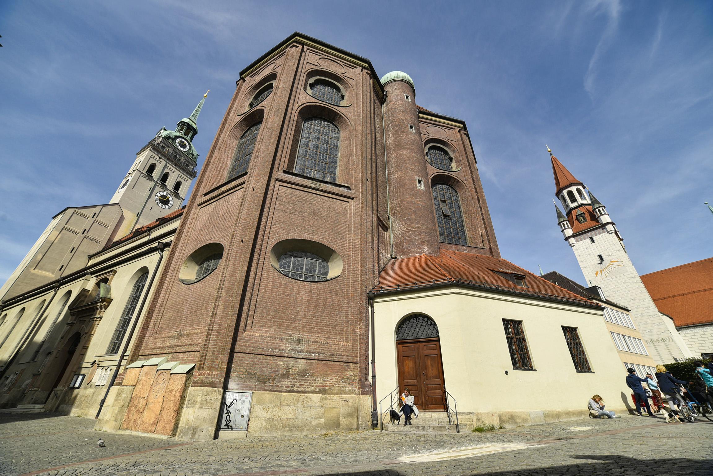 Chiesa di San Pietro - Monaco di Baviera
