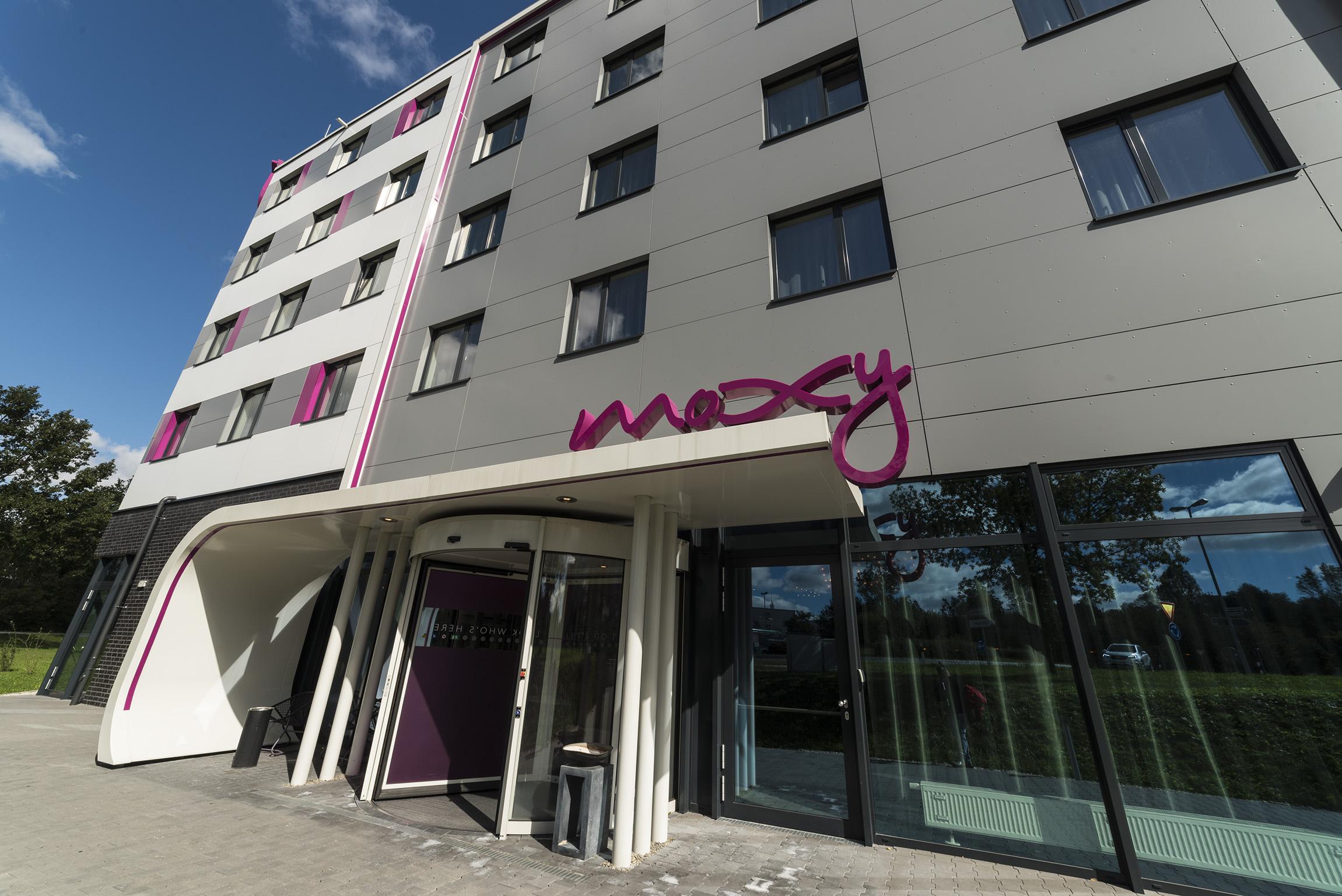 Esterno del Moxy Munich Airport - Monaco di Baviera