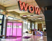 Entrata del Moxy Munich Airport - Monaco di Baviera