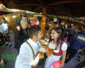 Un brindisi all'Oktoberfest - Monaco di Baviera