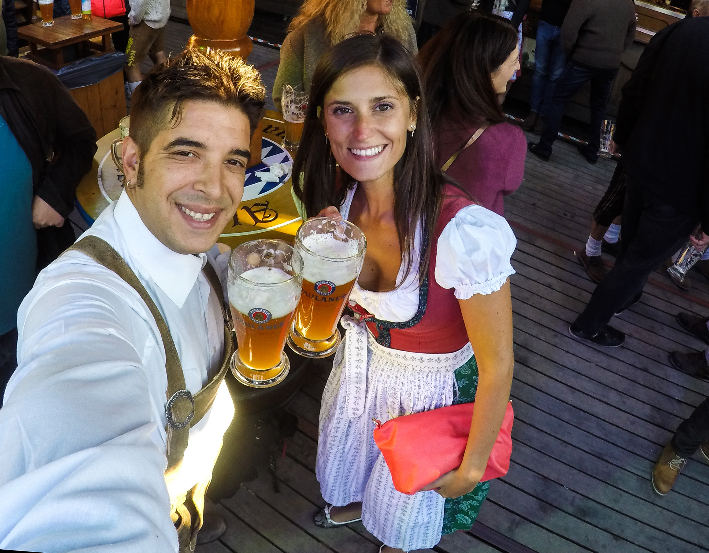 Oktoberfest - Monaco di Baviera