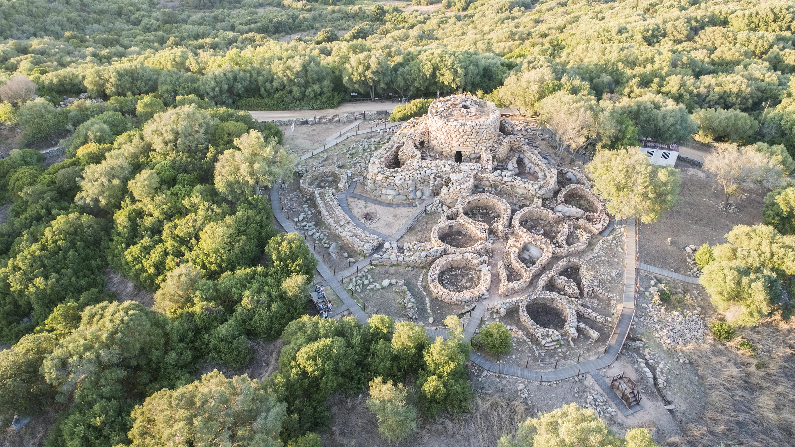 Complesso nuragico La Prisgiona - Parco archeologico di Arzachena