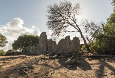 Tomba dei Giganti Li Lolghi - Parco archeologico di Arzachena