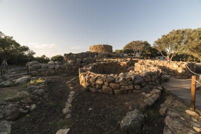 Nuraghe La Prisgiona - Parco archeologico di Arzachena