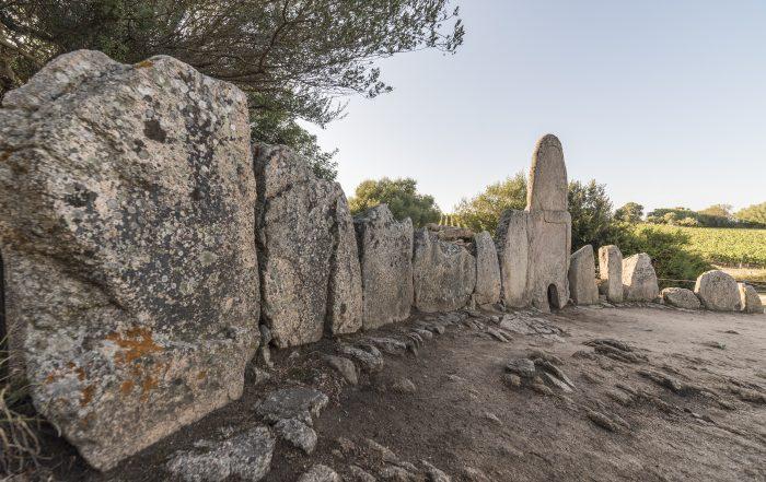 Tomba dei Giganti di Coddu 'Ecchju - Parco archeologico di Arzachena