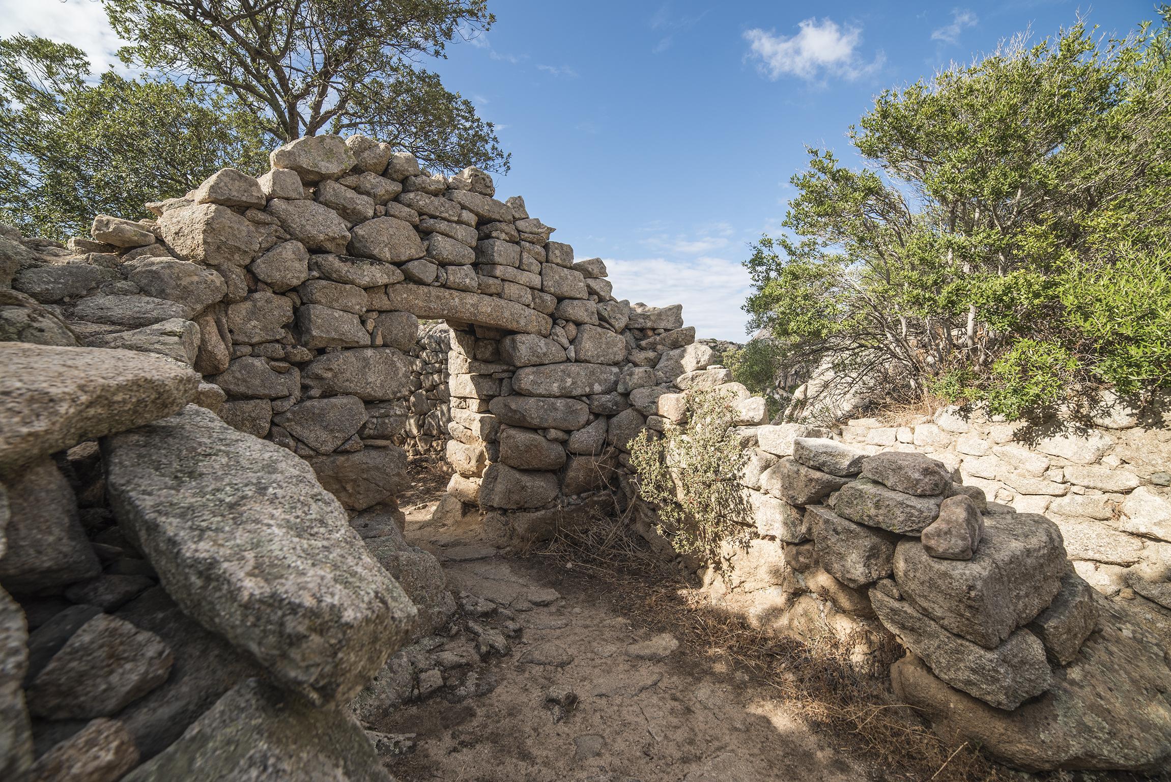 Tempietto di Malchittu - Parco archeologico di Arzachena