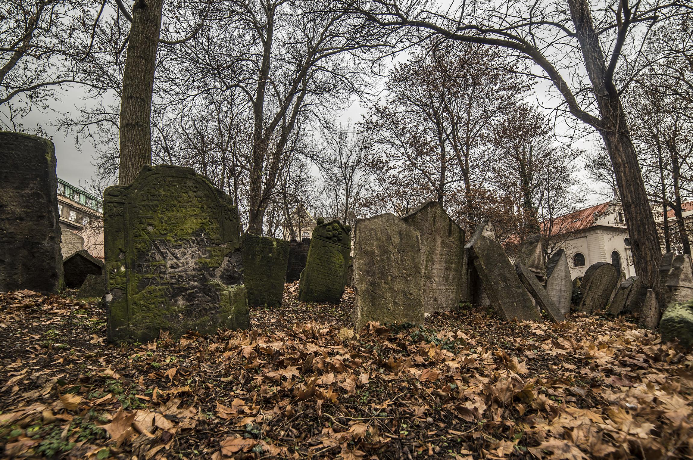 Il Vecchio Cimitero Ebraico