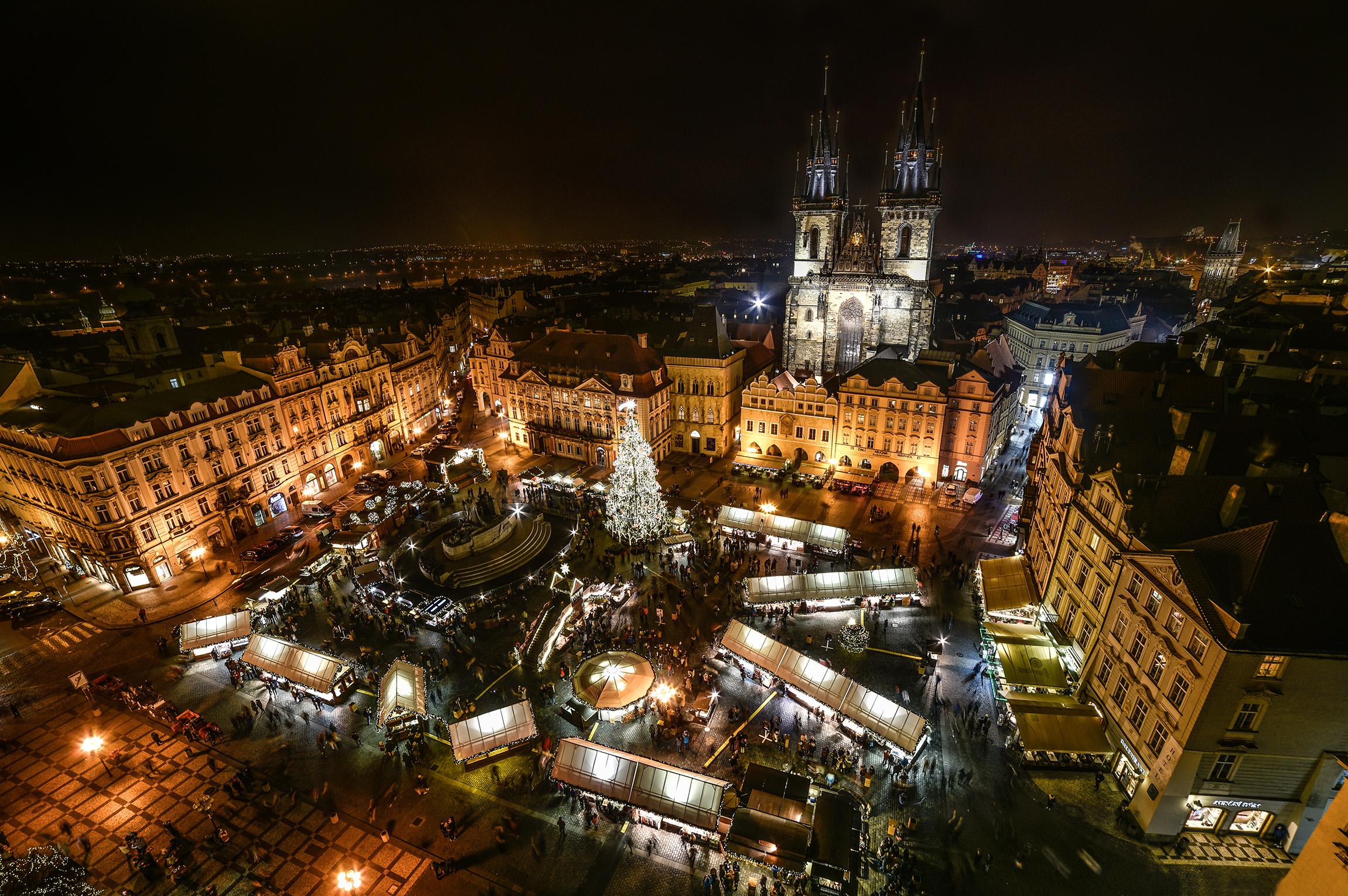 Cosa Fare A Praga A Dicembre Vivere La Magia Del Natale Tra