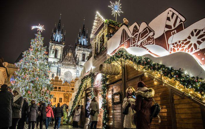 Mercatino di Natale di Piazza della Città Vecchia