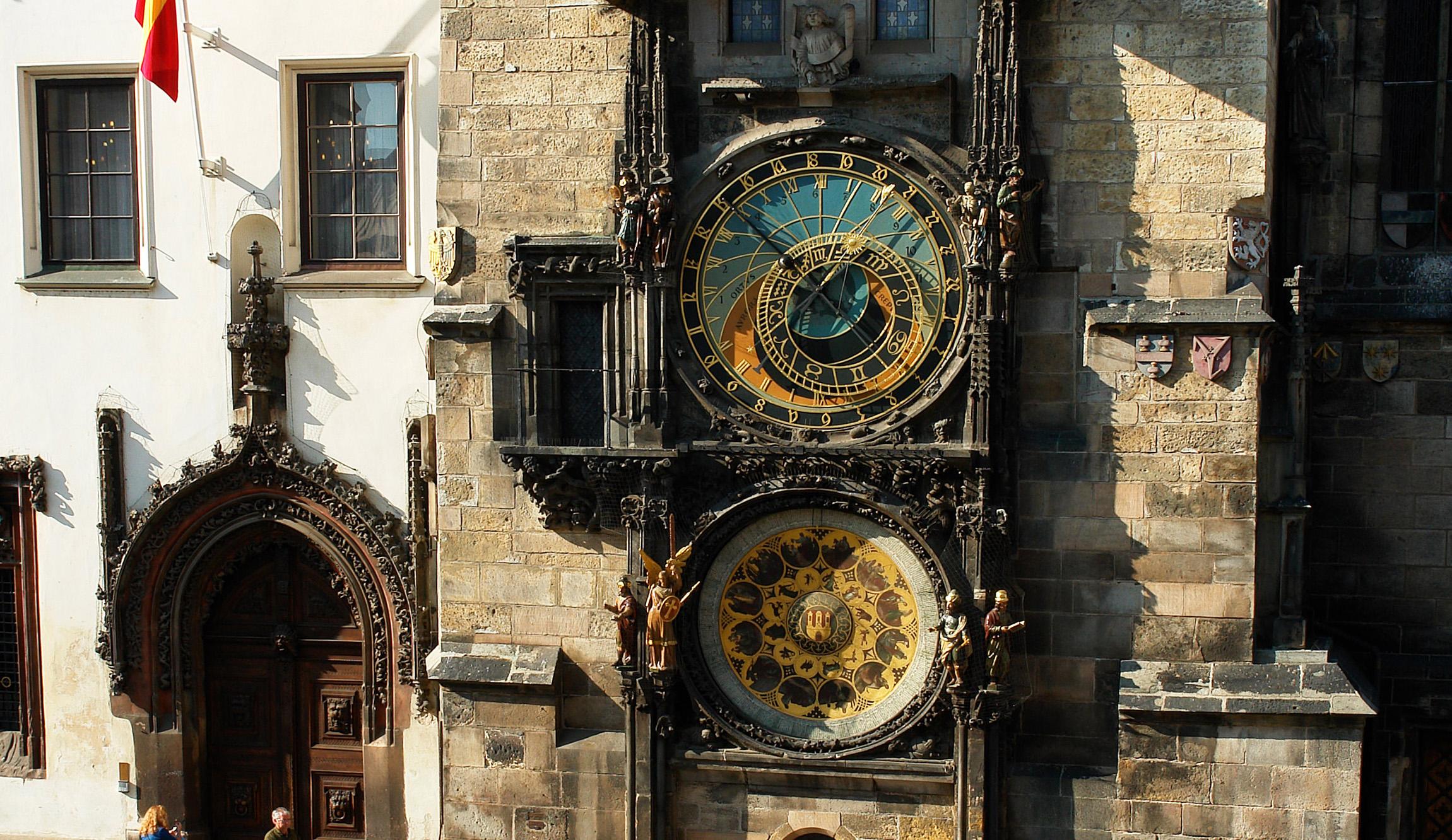 Orologio Astronomico di Praga (©Prague City Tourism)