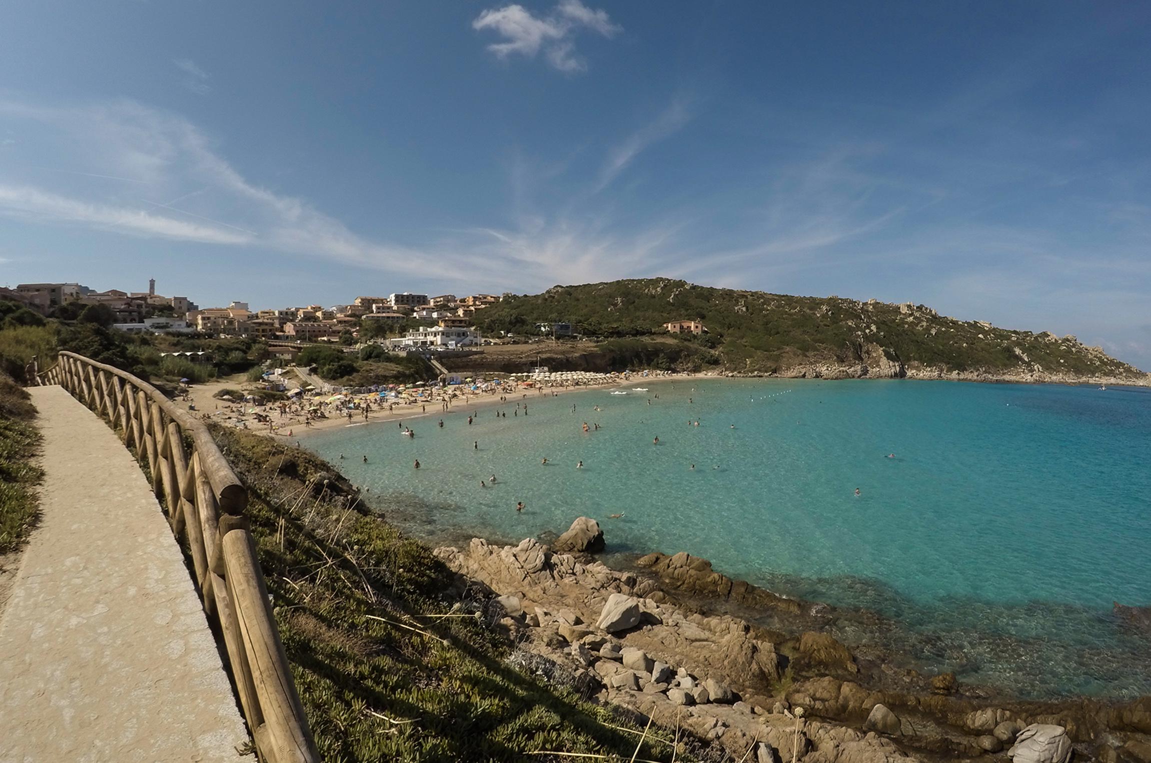 Spiaggia Rena Bianca - Santa Teresa di Gallura