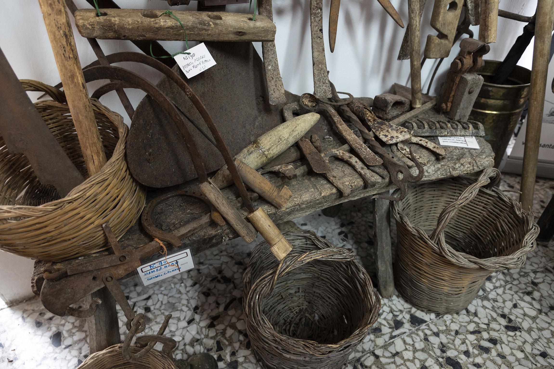 Cosa non perdere a Sant'Agata di Puglia: il Museo Etnografico