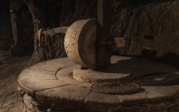 Macina del frantoio Nova, Sant'Agata di PugliaMacina del frantoio Nova, Sant'Agata di Puglia
