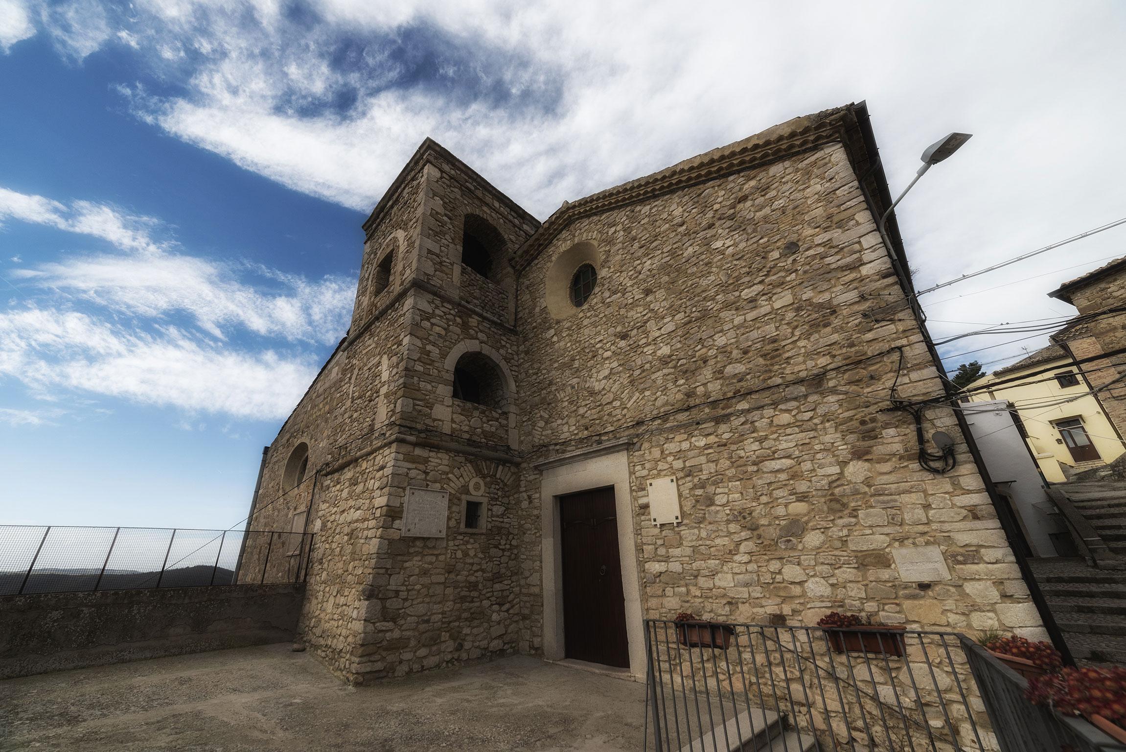 Cosa non perdere a Sant'Agata di Puglia: la Chiesa di Sant'Andrea