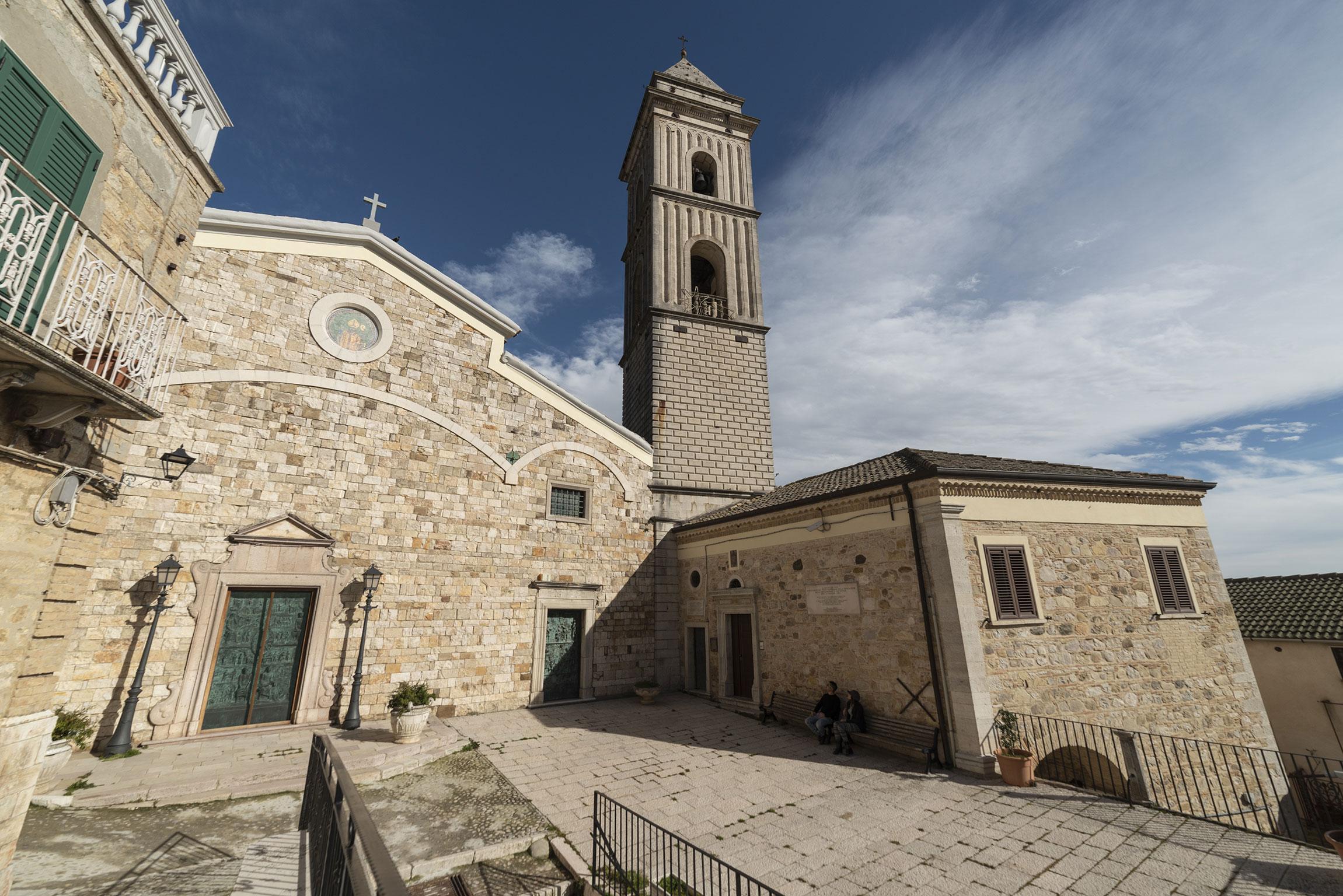 Cosa non perdere a Sant'Agata di Puglia: la Chiesa Matrice di San Nicola