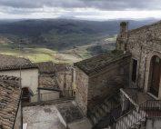 Un bellissimo scorcio tra i vicoli di Sant'Agata di Puglia