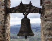 Particolare del Castello Imperiale di Sant'Agata di Puglia