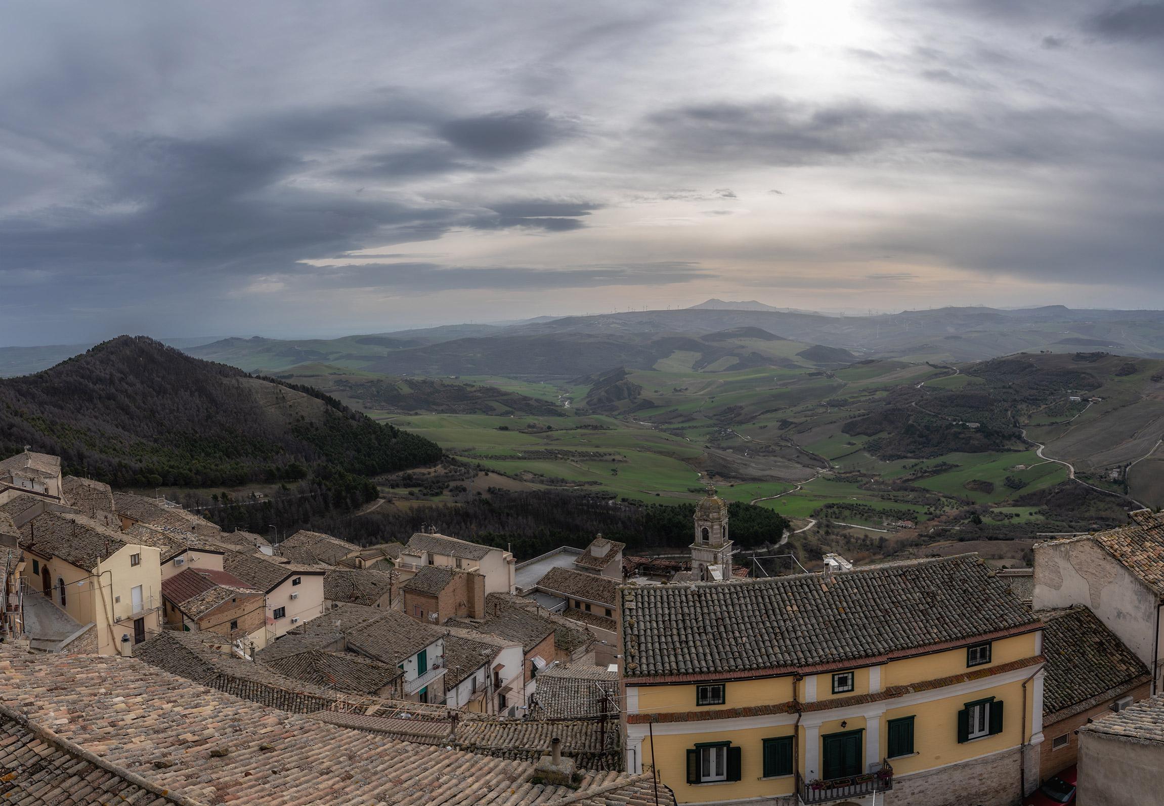 Cosa non perdere a Sant'Agata di Puglia: il Belvedere