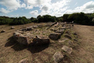 Tomba di Giganti - Sito archeologico Lu Brandali