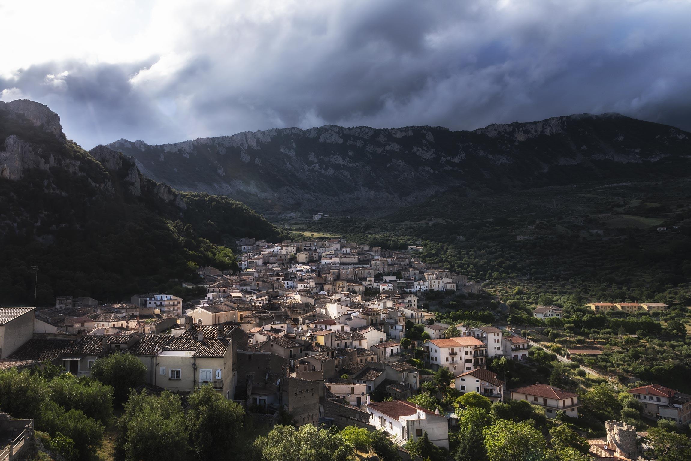 Turismo esperienziale in Calabria: visitare il borgo di Civita