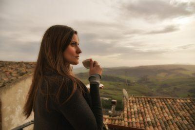 Caffè all'alba presso l'Antico Monastero B&B - weekend a Sant'Agata di Puglia