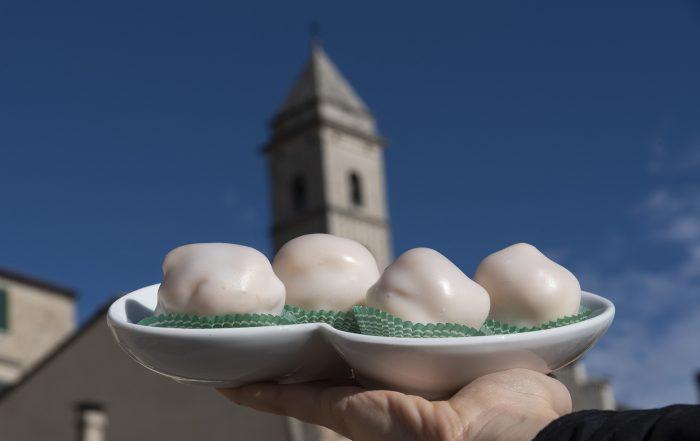 Dolci della sposa - cosa mangiare in un weekend a Sant'Agata di Puglia