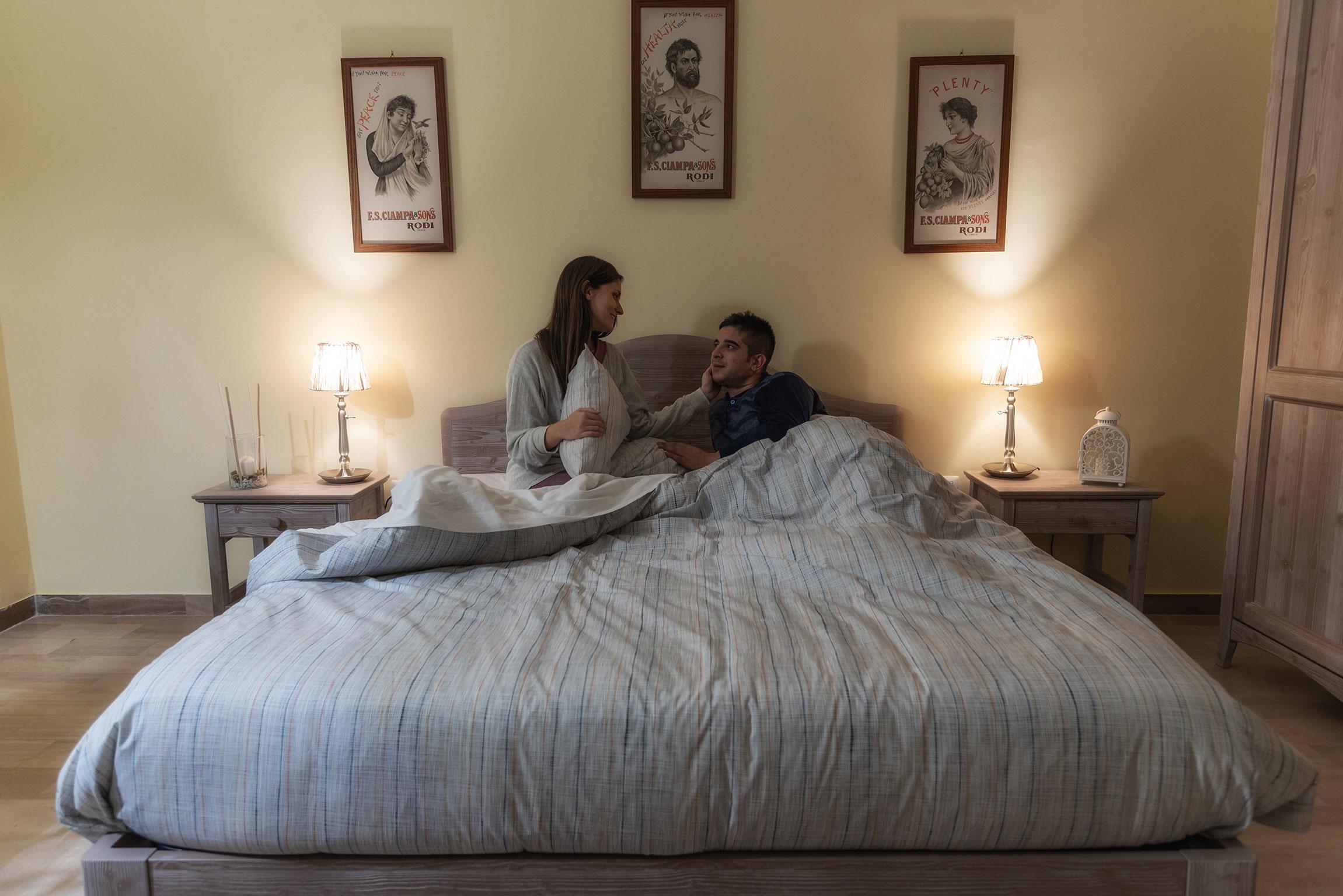 Dove dormire a Sant'Agata di Puglia: l'Antico Monastero B&B