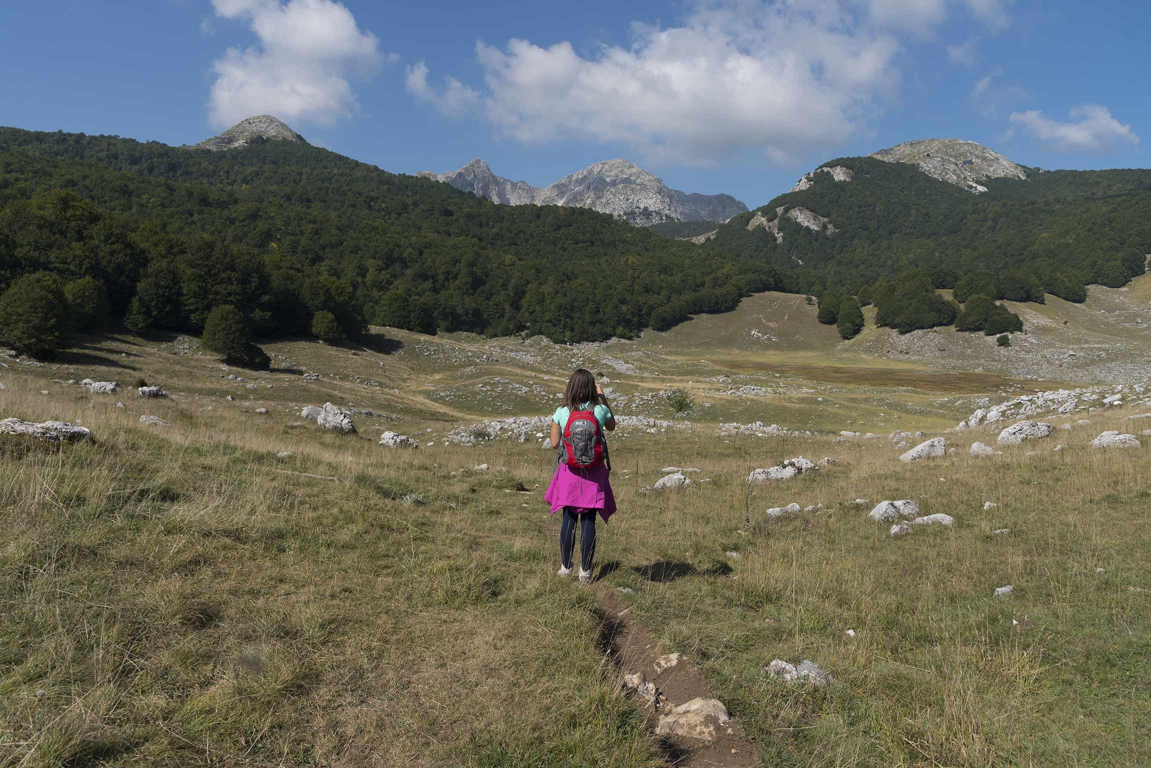 Lago Vivo, Parco nazionale d'Abruzzo, Lazio e Molise